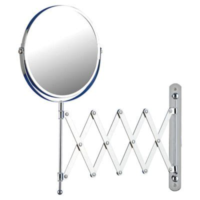tesco direct bathroom accessories buy tesco extendable bathroom mirror from our mirrors