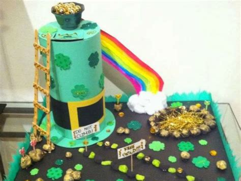set  leprechaun trap