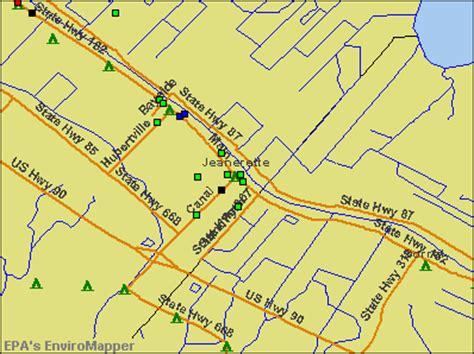jeanerette louisiana map jeanerette louisiana la 70544 profile population maps