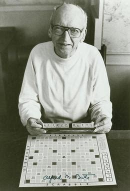 when was scrabble invented alfred mosher