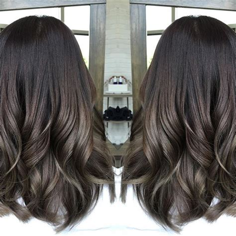 balayage on short hair asian the 25 best ideas about asian balayage on pinterest