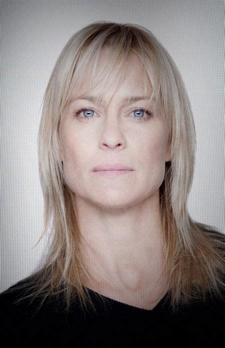 robin wright wig robin wright as erika berger in the girl with the dragon