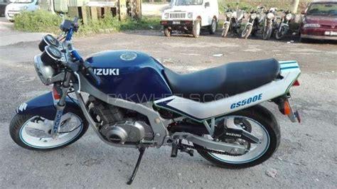 2001 Suzuki Gs500 For Sale Used Suzuki Gs500e 2001 Bike For Sale In Islamabad