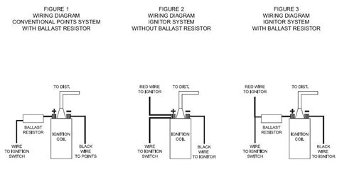 how to connect a coil resistor what coil with transistor ignition 66 327 corvetteforum chevrolet corvette forum discussion