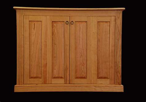 cherry shaker style armoire custom handmade