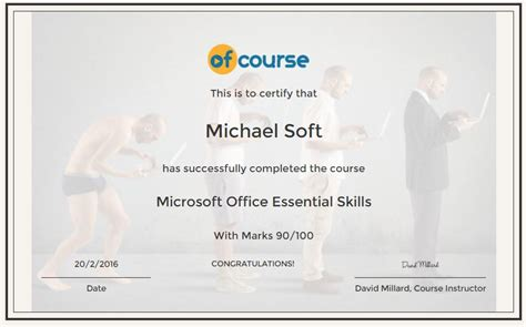 microsoft office essential skills 81790 course details reed co uk