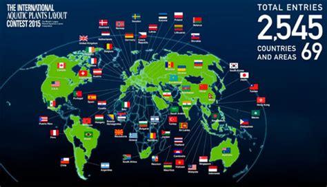Ada The International Aquatic Plants Layout Contest 2015 takashi amano the international aquatic plants layout