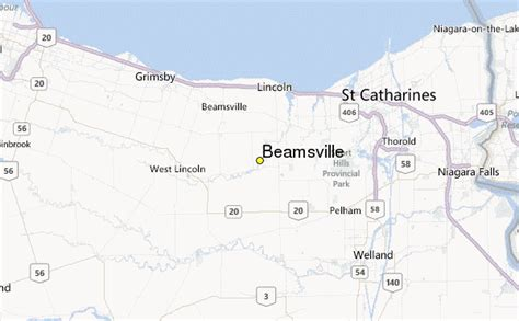 beamsville weather station record historical weather for