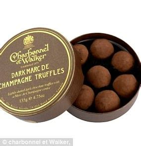 Marc Snapshot Black Chocolate Po the booziest chocolate truffles this year ranked daily mail