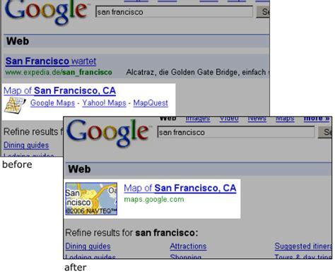 mapquest yahoo removes links to yahoo maps and mapquest search