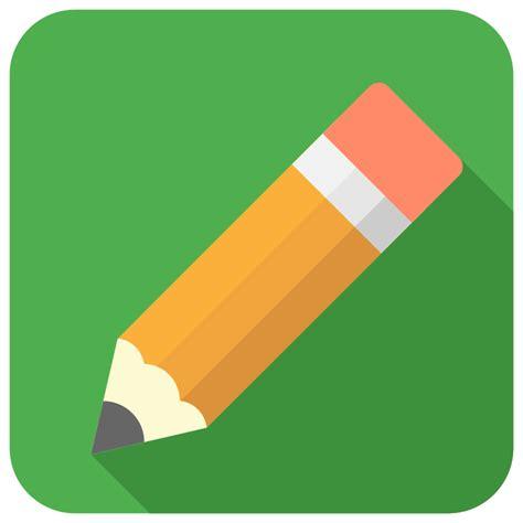 clipart pencil icon