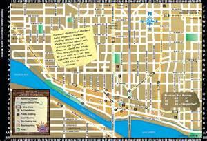 seattle map fremont walking tour map fremont washington mappery