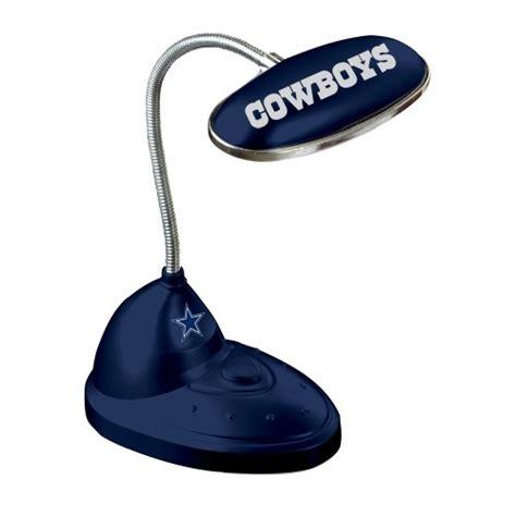 dallas cowboys desk accessories nfl dallas cowboys led desk l import it all