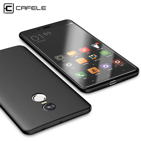 Xiaomi Redmi Note 4 Softcase Ultrathin Casing Jelly 1 aliexpress buy cafele original soft tpu phone for xiaomi redmi note 4 note 4x ultra