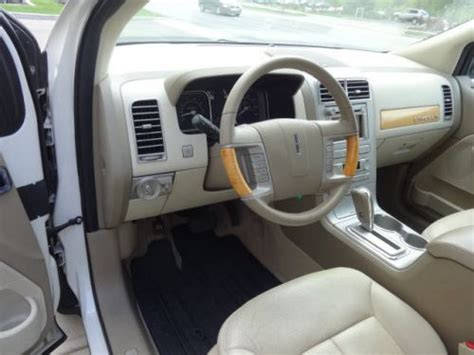 find used 2007 lincoln mkx in 9620 montgomery rd cincinnati ohio united states for us 12 988 00