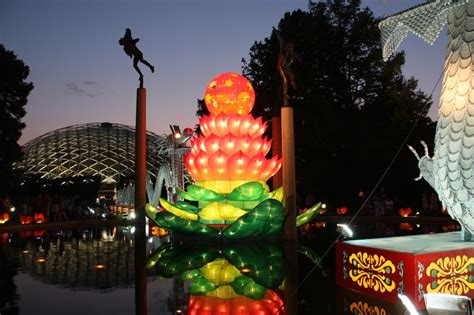 Botanical Gardens Lantern Festival Pin By Elizabeth Purcell On Places America The Beautiful Pinterest