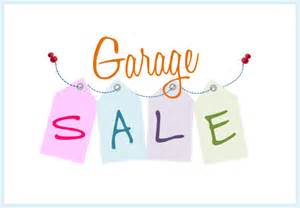 iheart organizing project purge an organized garage sale