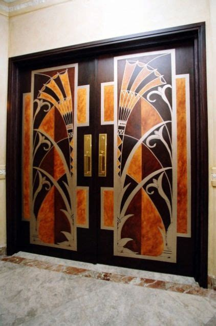 art deco doors art deco characteristics deco emphasizes pure art deco with an emphasis on abstract geometry as