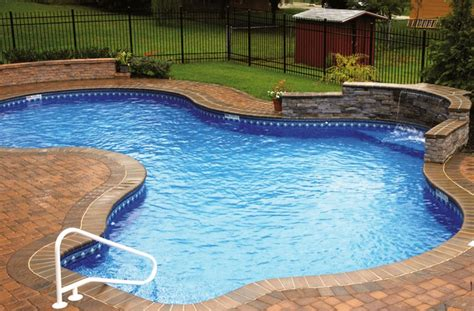 Swimming Pool Backyard Designs by 19 Best Backyard Swimming Pool Designs