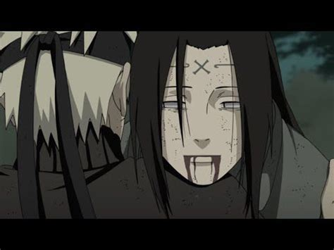 la mort de neji naruto shippuden youtube manga