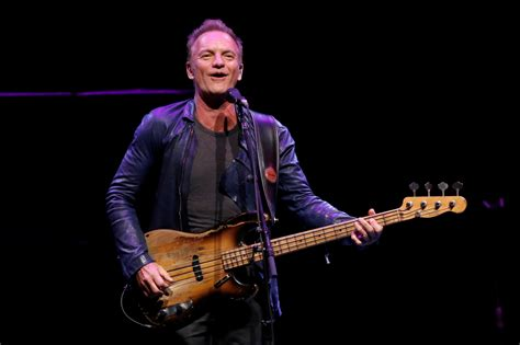 Miss America Helps Cops In Sting by Sting Tour The Singer Announces European Dates For