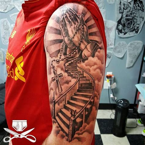 stairway to heaven tattoo best 25 heaven tattoos ideas on stairway to