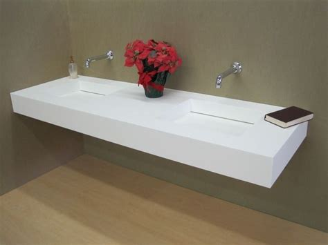 Bathroom Sink Countertop Combo by Corian 1 Countertop Sink Combo Master Bathroom