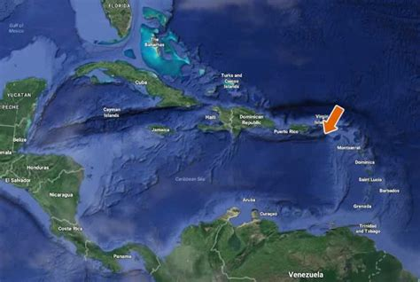 st croix map caribbean st croix caribbean island travel info directory