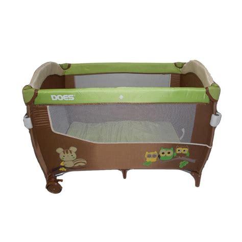 Tempat Tidur Bayi Baby Does jual baby does 172 tempat tidur bayi coffee