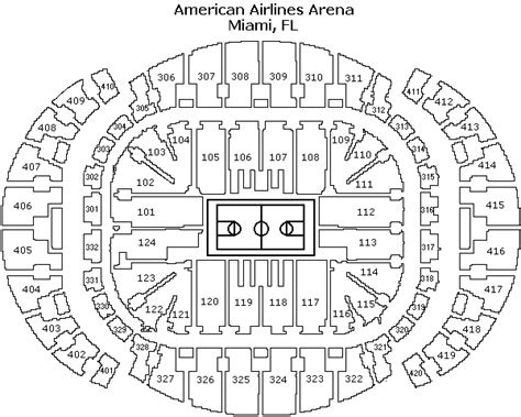 American Airlines Arena Box Office by American Airlines Box Office Miami Images Frompo