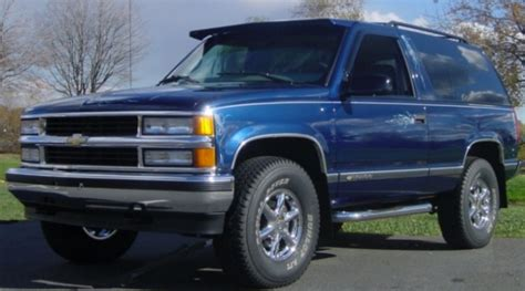 Chevy Tahoe 98 by 1998 Chevy Tahoe