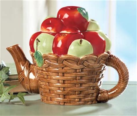 Apple Decorations by Apple Kitchen Accessories Afreakatheart