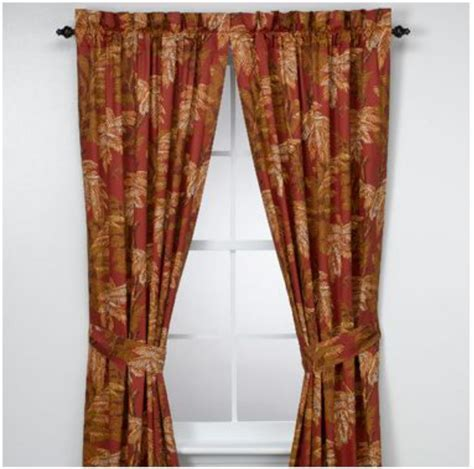 tommy bahama drapes tommy bahama orange cay window curtain panel drapes 84 ebay