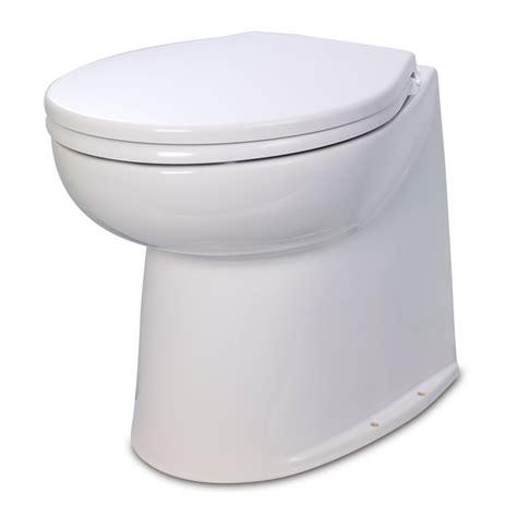 jabsco deluxe toilet jabsco 17 quot deluxe flush fresh water electric toilet 24v
