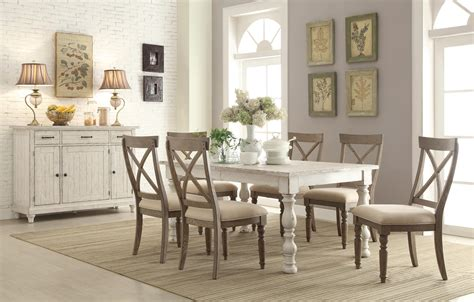 riverside dining room furniture riverside furniture aberdeen dining room group johnny