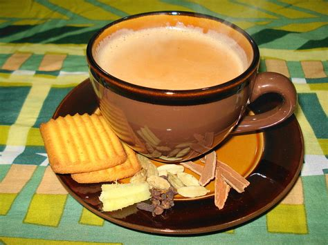 hot coffee masala masala chai wikipedia