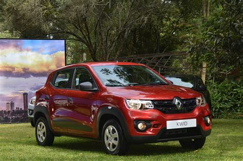 renault kwid silver india made renault kwid launched in kenya