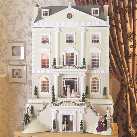 georgian dolls houses maple street buy dolls house kits