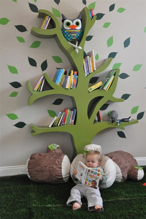 Ideas For Decorating Bedroom Grass Rug Kids Bookcase