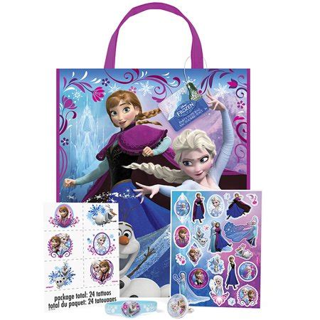 disney frozen party favor kit   walmartcom
