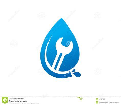 Plumbing Service Logo Template Design Vector Emblem Design Concept Creative Symbol Icon Plumbing Logo Templates