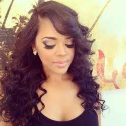 sew in weave hairstyles hairstyles sew in weave curly