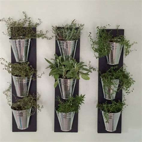 indoor herb garden wall 20 great herb garden ideas home design garden