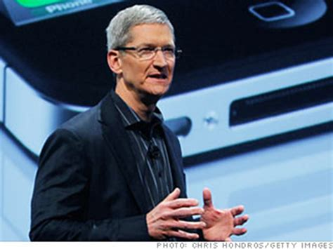 Timothy D Cook Mba by Who S Tim Cook