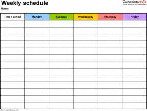 monday through friday calendar template blank monthly calendar monday through friday 2016