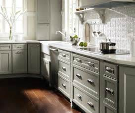 Grey Cabinets In Kitchen gray kitchen cabinets homecrest cabinetry