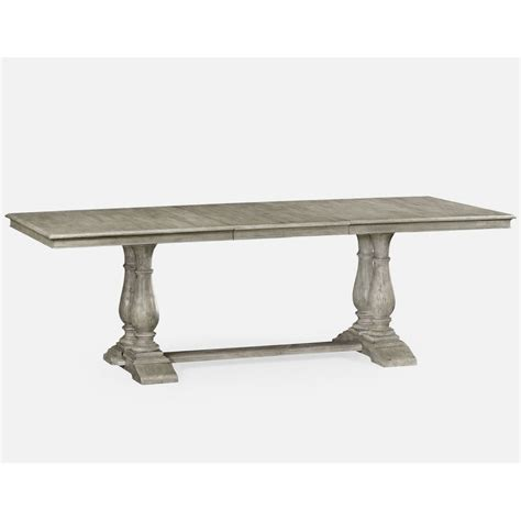 Rustic Grey Dining Table Rustic Grey Rectangular Extending Dining Table Swanky Interiors