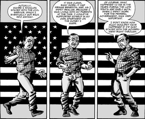 The Quitter Menyerah Harvey Pekar Dan Dean Haspiel comic riffs a pekar tribute collaborators colleagues