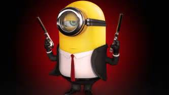 Download minion the hitman hd wallpaper search more high definition