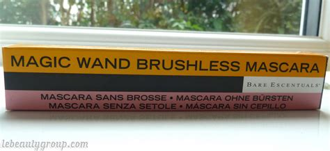 Bare Escentuals Magic Wand Brushless Mascara by Review Bare Escentuals Magic Wand Brushless Mascara